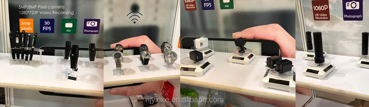 Çin en iyi 1080P güvenlik ucuz mini cctv gizli casus kamera kalem