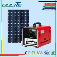 Oliter 20W Deep Cycle Batteries Lead Acid UPS Solar Panel System