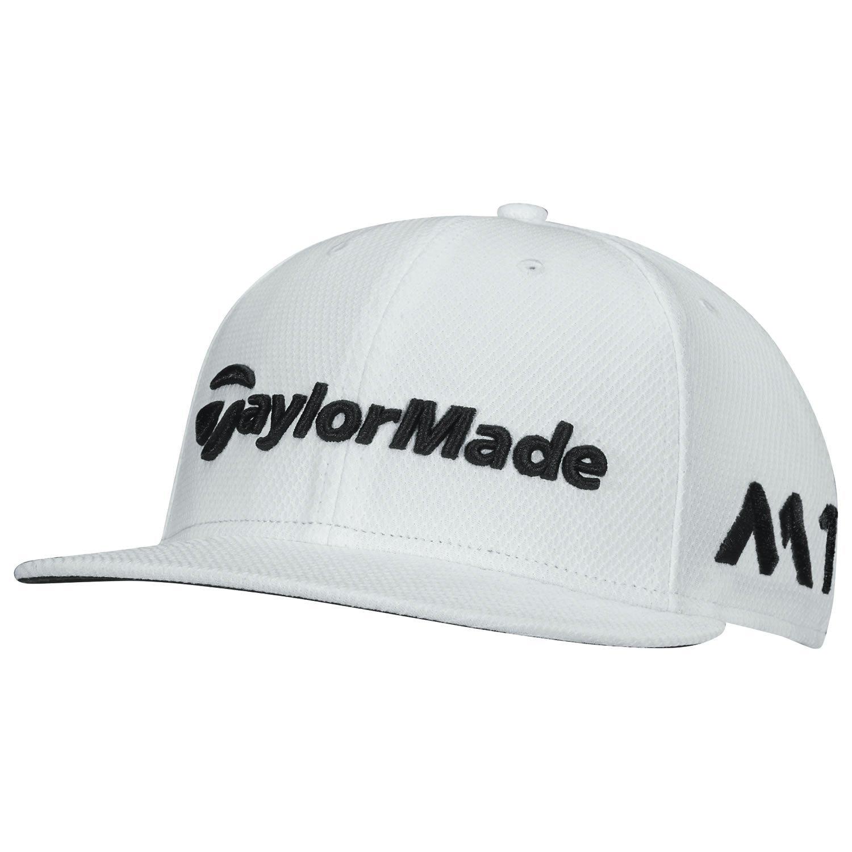 TaylorMade 2017 New Era Tour 9Fifty P5 Flat Bill Hat Structured Mens Snapback Golf Cap