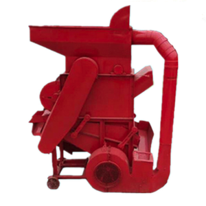 China Small Peanut Sheller Peeler Dehusker Dust Collector Machine