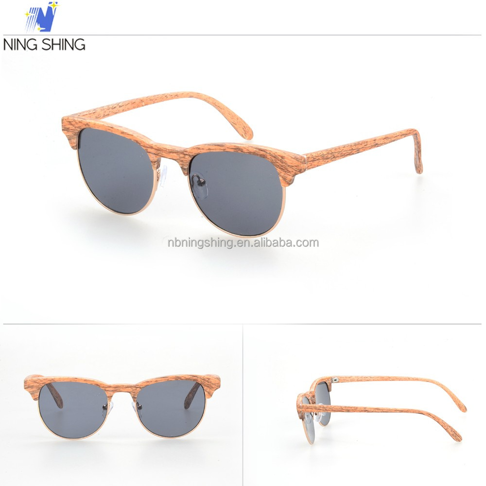 Hot Selling New Style Promotional Custom Sun Glasses On Glasses