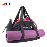 Weekend Dance Travel Sports Duffle Bag Fashion Yoga Tote Gym Bag Women with Custom Logo