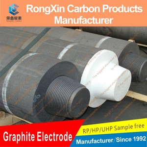 LF LAF used HP SHP UHP Carbon Electrode Graphite
