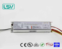 24V DC electronic ballast fast start type for uv lamps