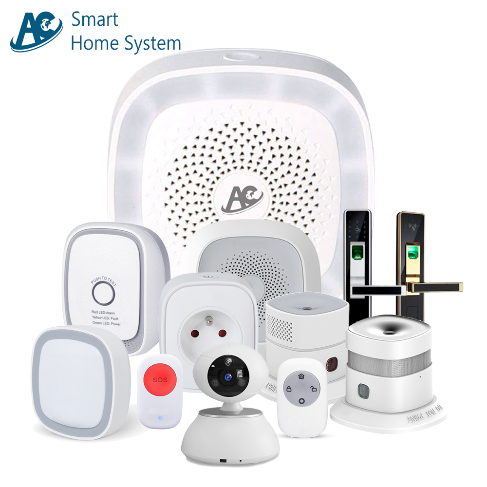 Ce Fcc Rohs App Control Wifi Zigbee Zwave Best Smart Home Solutions Top 10  Home Automation Companies - Buy Best Smart Home Solutions,Top 10 Home