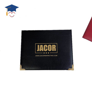 Graduation Degree certificate cover