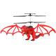 New Infrared RC Flying Red Dragon 3.5 Channels Helicopter RC Airplane Kit