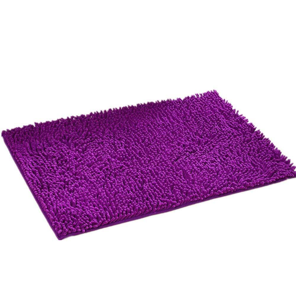 Adasmile Soft Gy Non Slip Microfiber Bath Mat Bathroom Mats Shower Rugs Carpet For Tub Textured Surface Floor Stall Red 15 74 X23 62