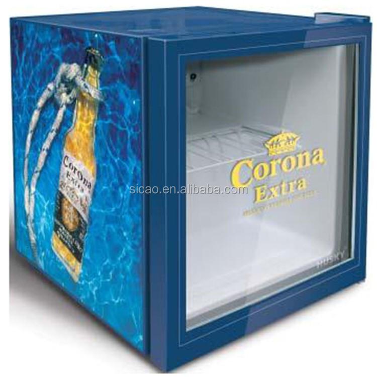 Glass Door Mini Refrigerator,Beer Refrigerator In China - Buy ...