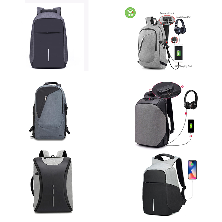Amazon Hot Sell Oxford Waterproof Dry Anti Thief  Backpack