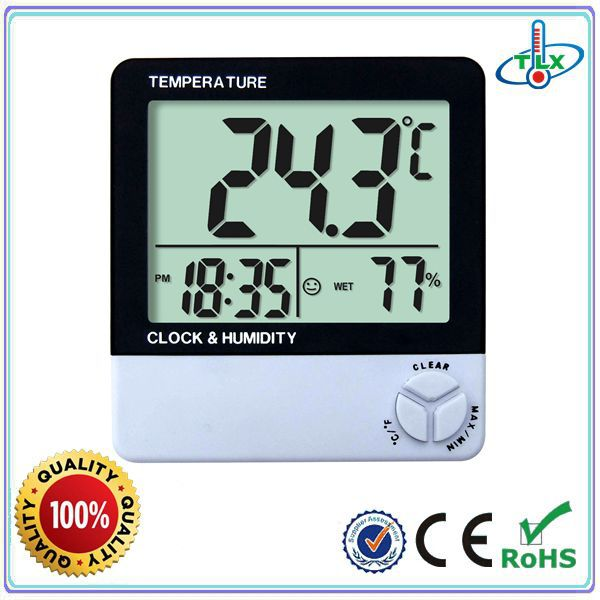 Terracotta Garden Clock With Thermometer Wholesale, Garden Clock Suppliers    Alibaba