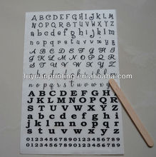 letter rub on transfer sticker wholesale letter suppliers alibaba