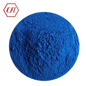 Raw chemicals coating painting masterbatch inorganic pigment Blue Iron oxide