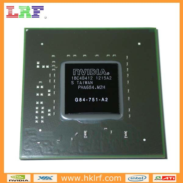 brand new good quality GeForce 8700M GT G84-751-A2 graphic card price for laptop
