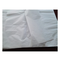 Fast delivery white tissue clothing wrapping thin paper garment packaging paper