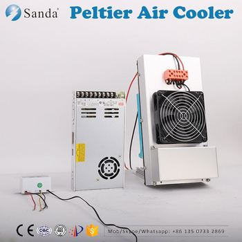 Thermoelectric Peltier Portable Air Conditioner Best Sell