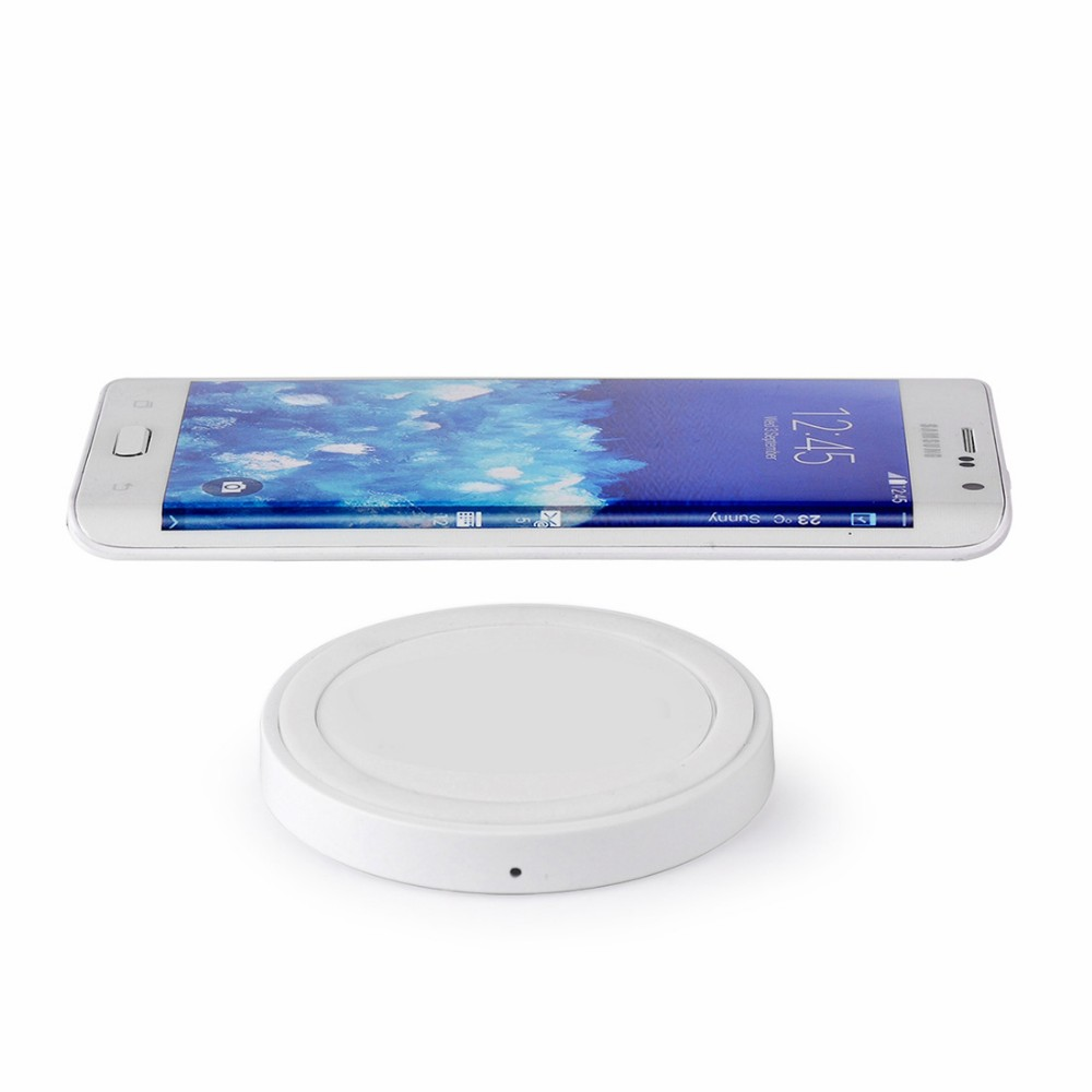 Outtos Factory Wholesale Best Fast Qi Wireless Charger/Receiver for Samsung galaxy