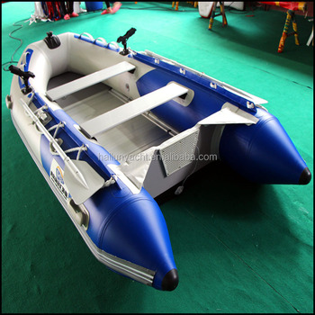 3 person inflatable fishing boat with outboard motor for for Inflatable fishing boats for sale