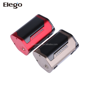 2017 Elego wholesale stock offer original WISMEC Reuleaux RX GEN3 Kit three 18650 cells 4ml and 2ml TPD Edition 300W box mod