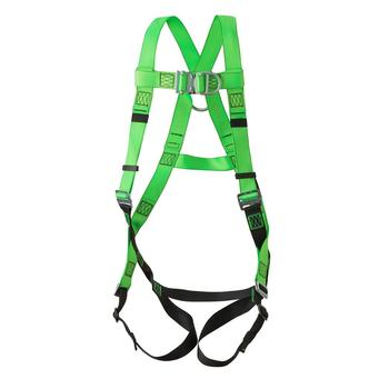Contractor Harness - 6d - Class A - Pass-thru Buckles - Buy Contractor  Harness,6d - Class Aple - Pass-thru Buckles,High Visibility Contractor  Safety