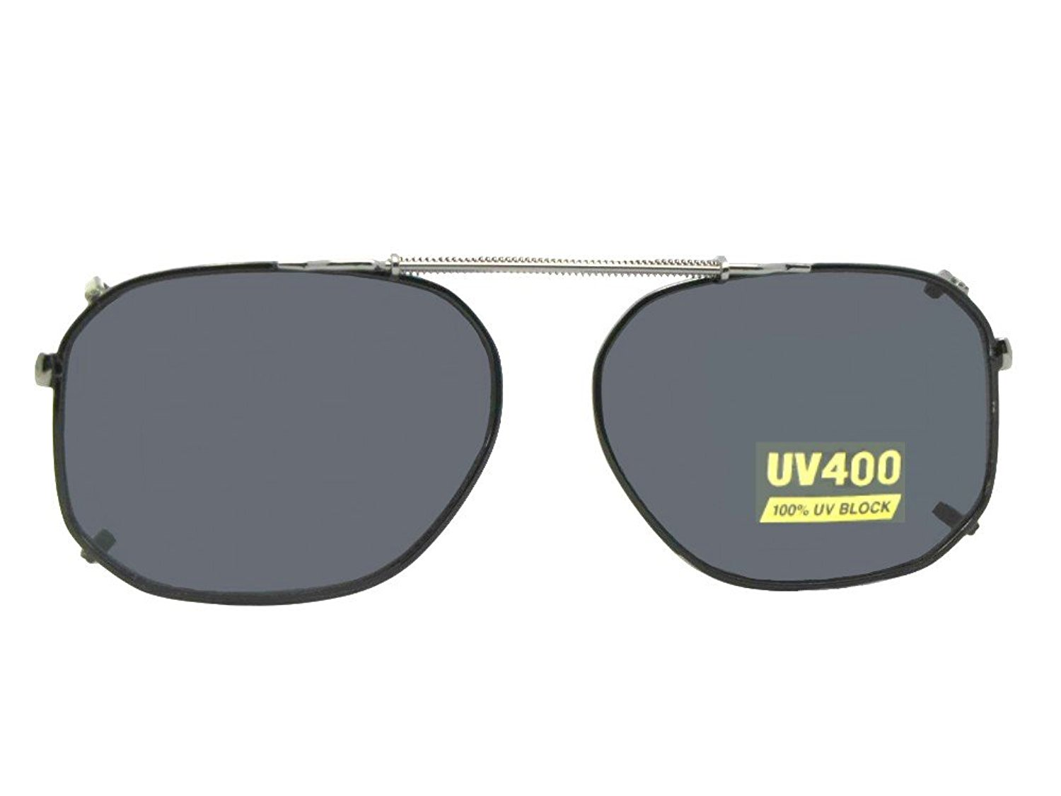 9c5c55f06b153 Get Quotations · Sunglass Rage Modified Aviator Non Polarized Clip on  Sunglasses