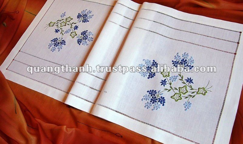 Hand Embroidery Table Runner   Buy Embroidery Table Runner,Table Runner,Placemat  Product On Alibaba.com