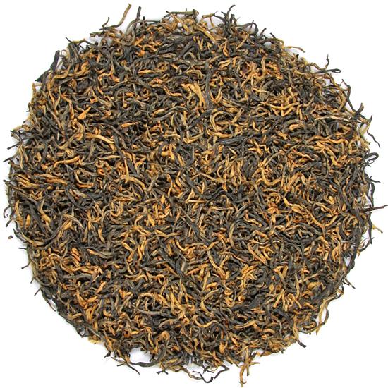 Organic Finest Chinese Black Tea Golden Monkey Tea - 4uTea | 4uTea.com
