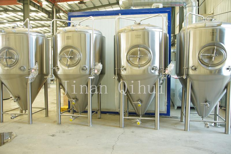 brewery conical fermenter 1000L 2000L 3000L