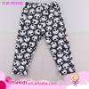 Fancy Skull Pattern Baby Pants Cotton Baby Boys Girls Children Trousers Elastic Waist Pants