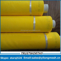 Monofilament Polyester Screen Printing Mesh/43T DPP Silk Screen Printing Mesh/ Bolting Cloth