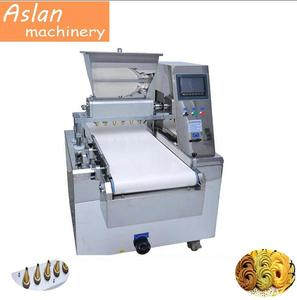 Electric cookie biscuit maker/ commercial fortune cookie making machine
