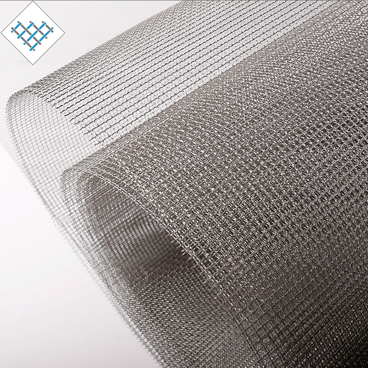 304 Stainless Steel 316l Low carbon Stainless Steel woven Wire Mesh Crimped wire Mesh
