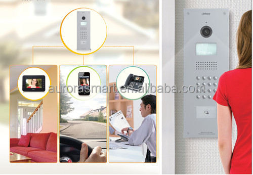 Smart Home Automation,Apartment Building Ip Video Intercom System ...