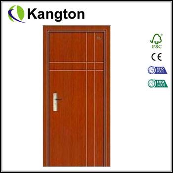 Hot Sale !fancy Wood Door Design Models For Exterior Wood Doors