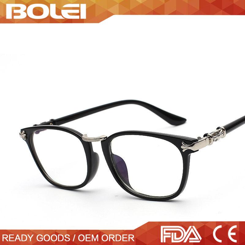 Señora anti luz azul inyección china marco óptico de gafas-Molduras ...