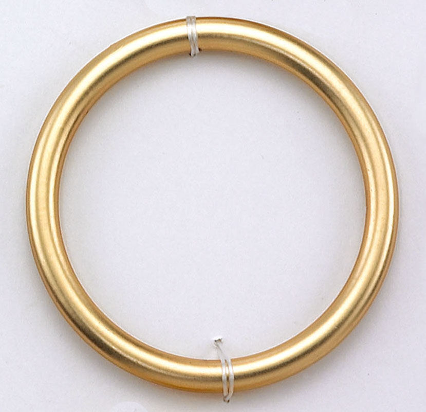 50mm Matt Gold Plastic O Ring Belt Buckle - Buy O Ring Belt Buckle ...