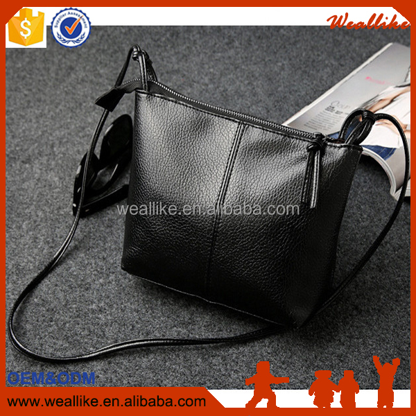 New arrival women shopping bag lady leather bag wholesale