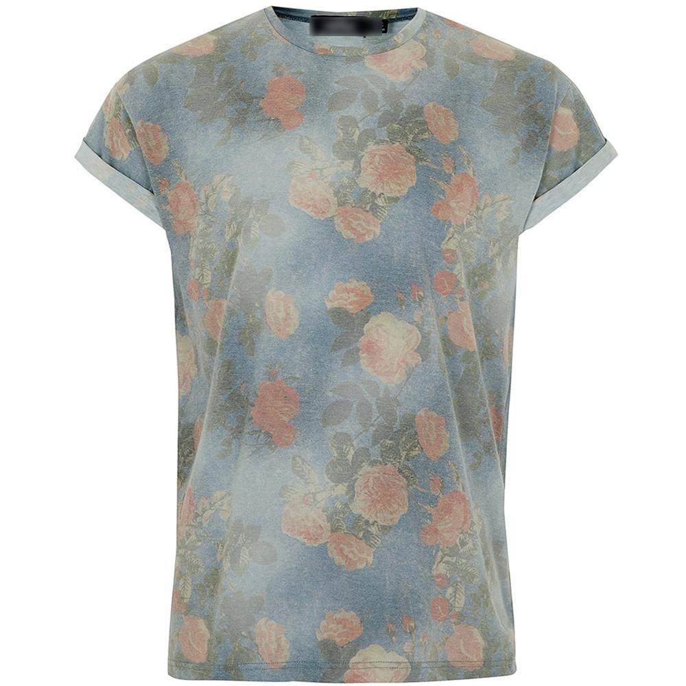 Custom 100 cotton blank distressed shirt hole t shirt for Custom t shirts distressed