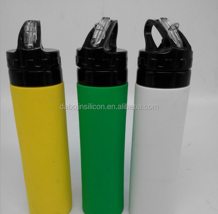 2017 New High Quality Latest Hot Sell Eco Squeeze Silicone Water Bottle