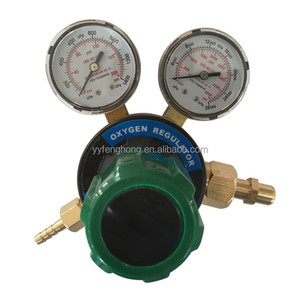victor type high pressure oxygen gas cylinder regulator CGA580 CGA992 G5/8 W21.8