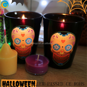 Hobby Lobby Wholesale Halloween Candles Lit Up Star Candle Holders