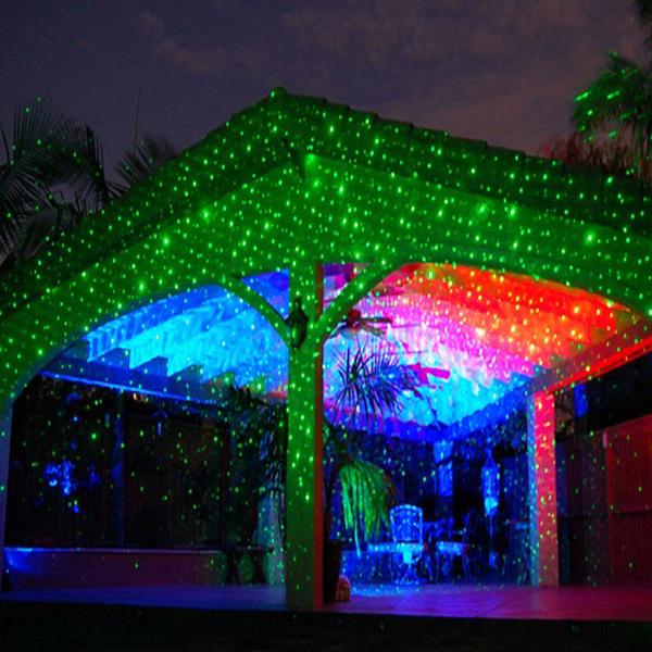 elf lights star effect for house tree decorate lawn. Black Bedroom Furniture Sets. Home Design Ideas