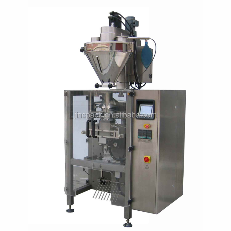Vertical type phosphor Powder spices powder filling packing machine