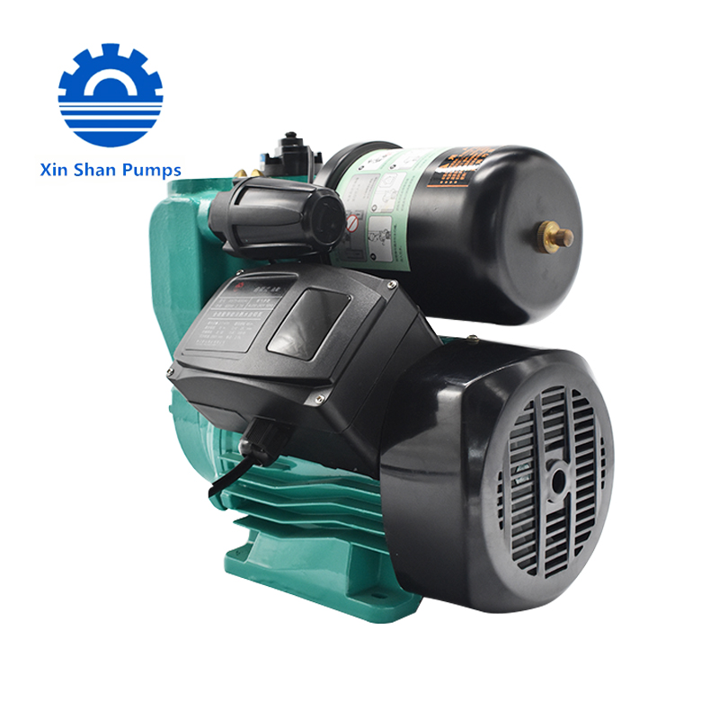 SISAN 1WZB Series Vortex Household Fashionable Design Self-priming automatic water pumps