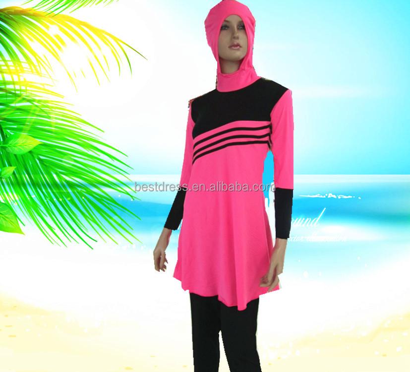trajes de bano para mujeres arabes
