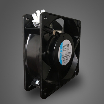 12038 Mini 120x120 Small Exhaust Axial Flow 120mm AC Cooling Fan 220V 230V 240V