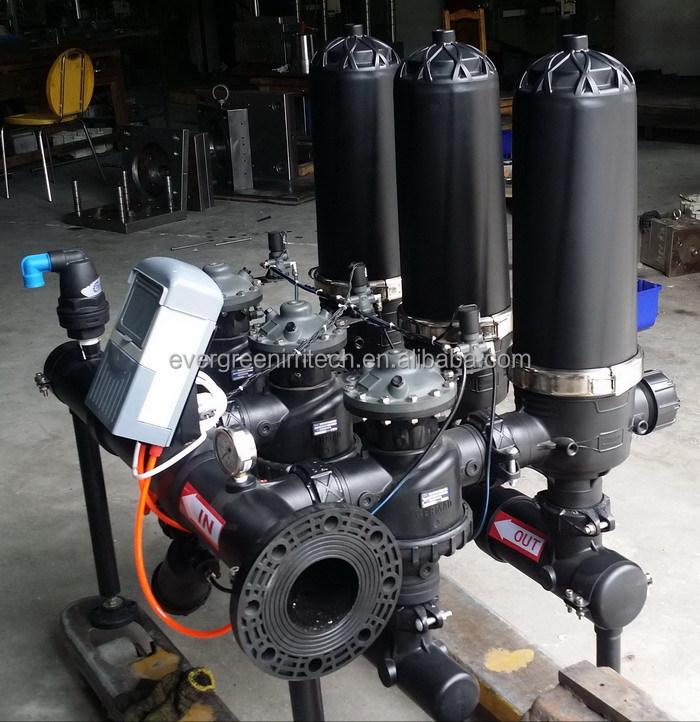 filtro a sabbia ampiamente usato in impianto di
