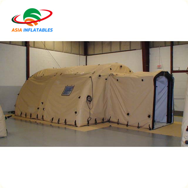 Inflatable Waterproof Military Camping Tent , inflatable Military Tent For Sale,Large Inflatable Army Tent