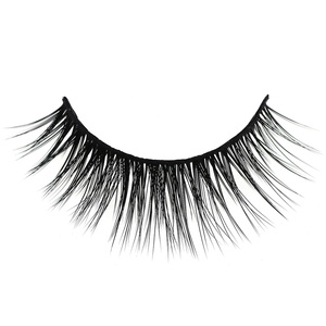Natural & Lightweight Fake/False Silk Lashes Eyelashes