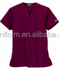 New Fashion Medical&Nursing Cardigan Scrub Top
